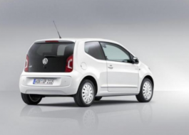 VOLKSWAGEN UP 1.0 Tsi 66kw Cross Up - 05 Marce -5 Porte -senza anticipo