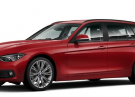 BMW 318d Business Advantage Touring